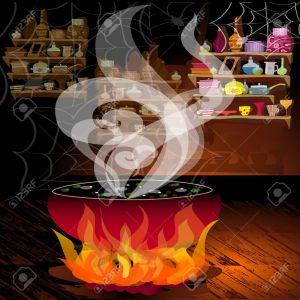 Magic-pot-witchcraft
